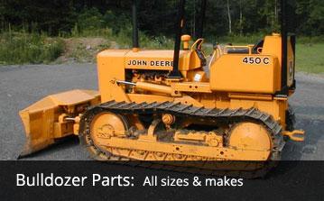 bulldozer parts sales service