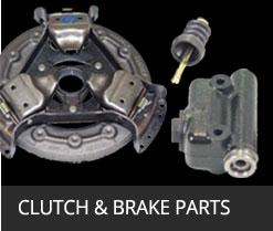 Clutch brake parts