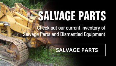 construction equipment salvage parts