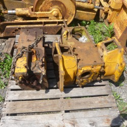 Used John Deere Transmission Final Drive Assembly Cases Salvage Parts