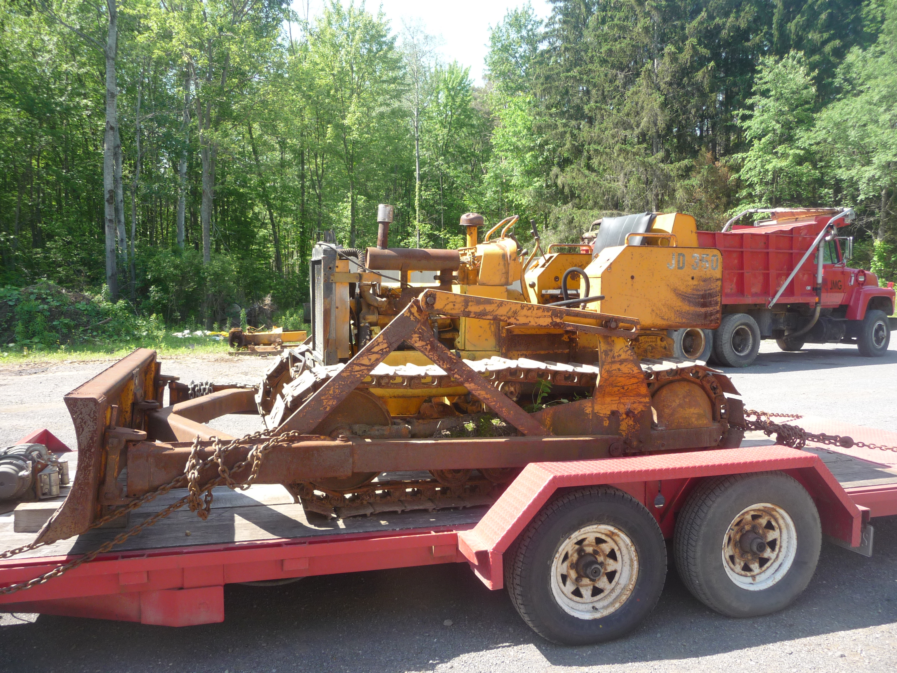 Hq Old Machinery Parts : Construction equipment salvage parts hq