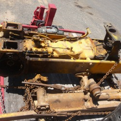 John Deere 350B Salvage Parts