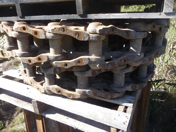 Used Volvo EC150LC Undercarriage, Complete