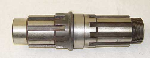 11853 Case 310 350 350B sprocket shaft