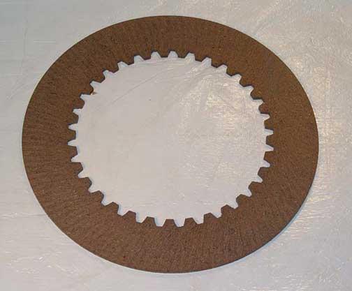 676834R2 International 500C 500E fiber steering clutch disc