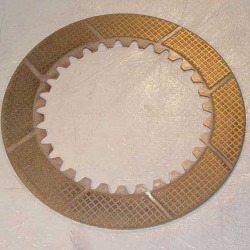 AT117553 John Deere 350 bronze steering clutch disc