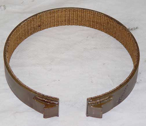 AT142174 John Deere 350C 350D 400G brake band