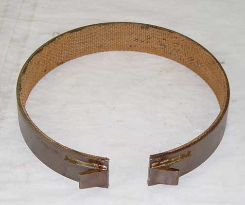 AT142175 John Deere 450 455 550 650 C D E G series brake band