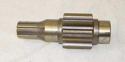 D31514 Case 310 350 350B pinion gear 10 spline