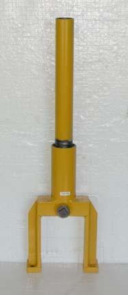 PV300 John Deere 450 550 series track adjuster