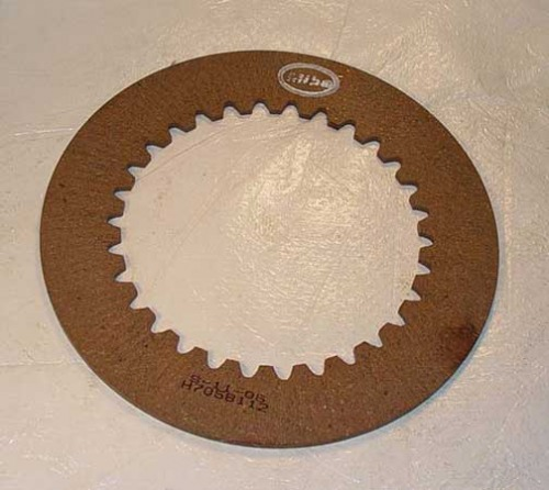 T20790 John Deere 350 fiber steering clutch disc