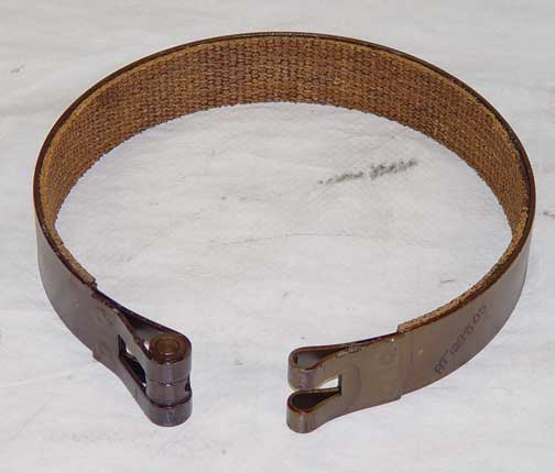 AT129805 John Deere 350 350B 1010 brake band