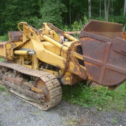 Used John Deere 2010C Salvage Construction Equipment Dozer Parts
