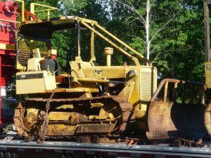 Construction Equipment Salvage Parts