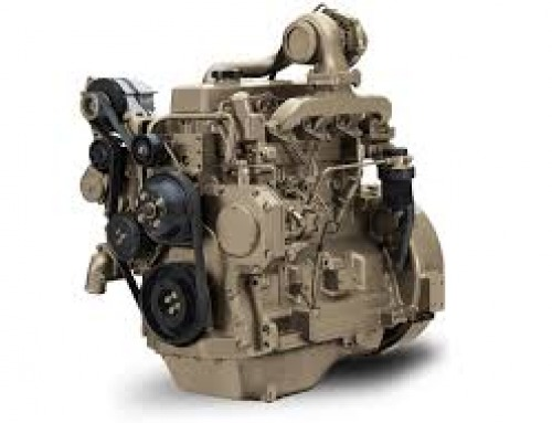 Identifying A John Deere PowerTech Engine