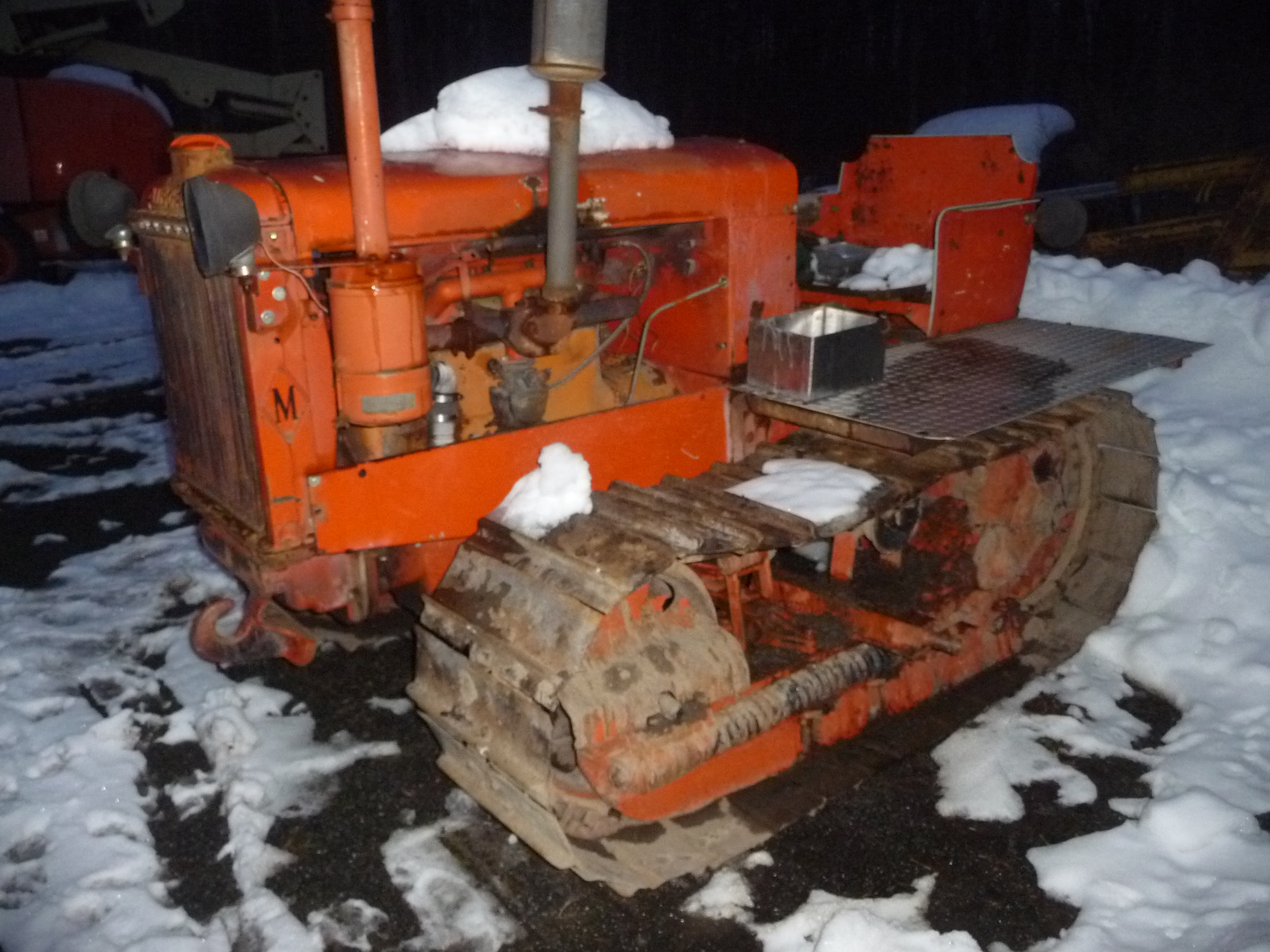 Used International 500e Crawler Construction & Industrial