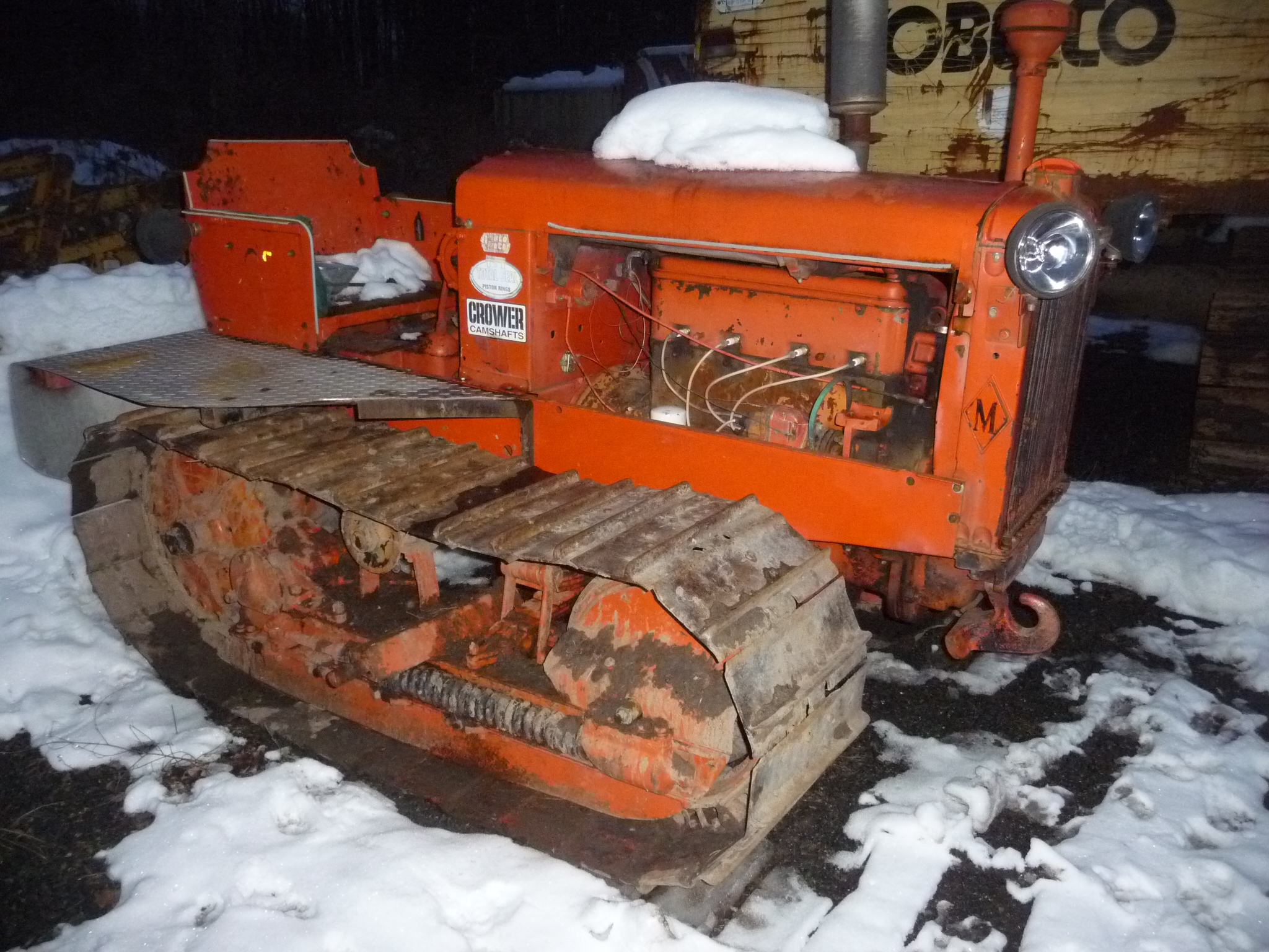 Allis Chalmers M Construction & Salvage Parts